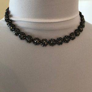 NWT Beautiful Rhinestone Choker Necklace